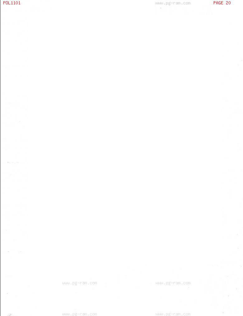 แนวข้อสอบ POL1101 การเมืองการปกครองไทย ม.ราม หน้าที่ 20
